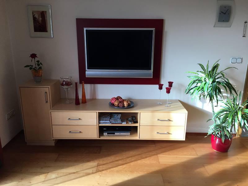 Wohnzimmer mit Stil vom Schreiner Oswald - Bild1